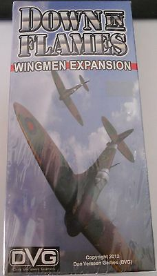 Down in Flames: Wingmen Expansion
