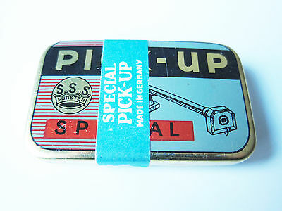Grammophon NADELDOSE PICK-UP SPEZIAL - OVP ! gramophone needle tin