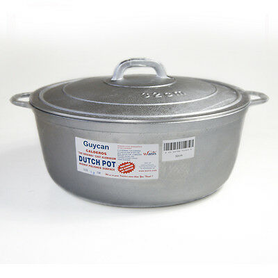 Cast Aluminum Dutch Pot - 32Cm