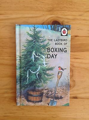 The Ladybird Book of Boxing Day (Adult) Spoof Parody Humour