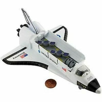 Die Cast Space Shuttle - Large 8 inch