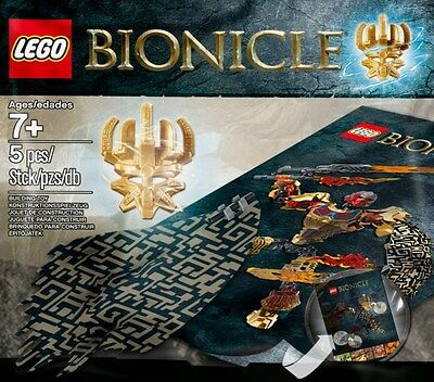 Lego 5004409 - Bionicle Accessory Pack (very rare set)