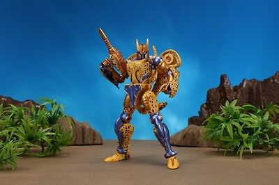 *NEW CHEETOR Transformers TAKARA Masterpiece MP-34 BEAST WARS *SHOW ACCURATE!!!