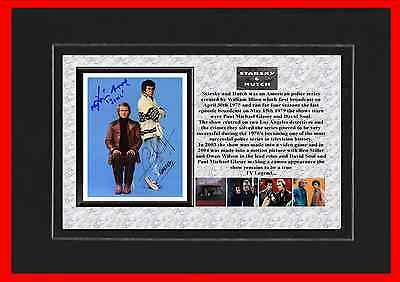 Starsky And Hutch Tv Mounted Display