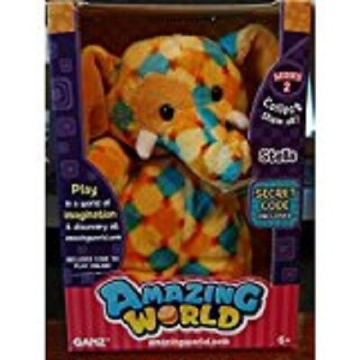 Webkinz Amazing World Series 2 Stella
