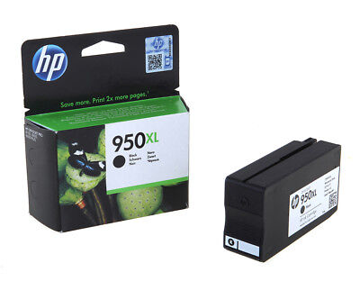 Genuine HP 950XL High Yield Black CN045AA OfficeJet Pro 251DW 276DW 8100 8600+