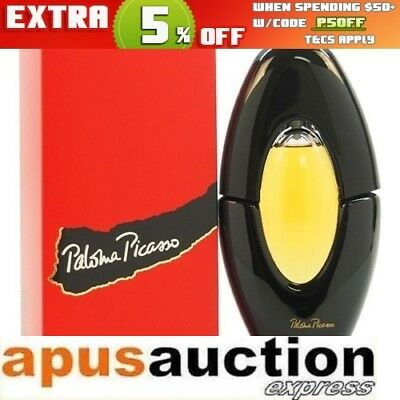 PALOMA PICASSO 100ml EDP SPRAY BY PALOMA PICASSO FOR WOMEN PERFUME NEW
