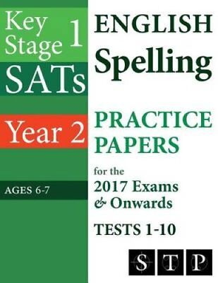 Ks1 Sats English Spelling Practice Papers for the 2017 Exams & ... 9781539567387