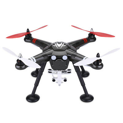 Wltoys XK X380 Black Professional RC Drones Quadcopter GPS  With Camera AU