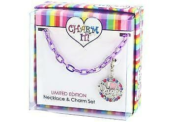 CHARM IT! - I Love Dance Necklace Gift Set