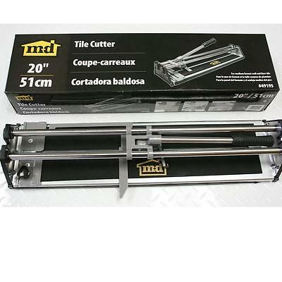 Brand New M-D 20 inches General All-Purpose Tile Cutter #49195