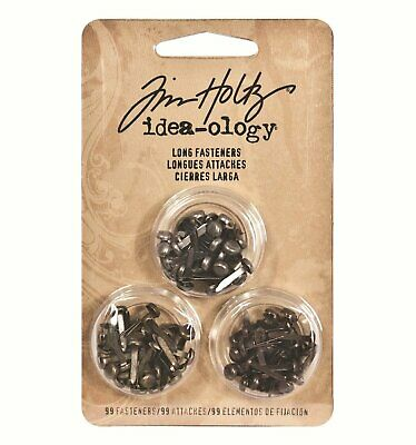 Tim Holtz Idea-Ology - Long Fasteners