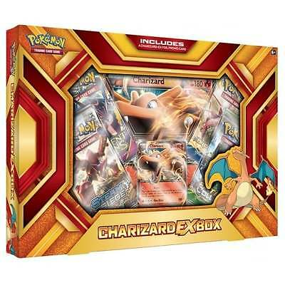 POKEMON XY * Pokemon Charizard EX Box (2016)