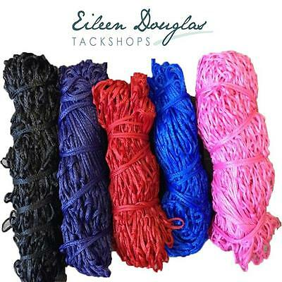 "Small Holed Haynet Or Haylage Net 40"" Extra Strong, 5 Colours"