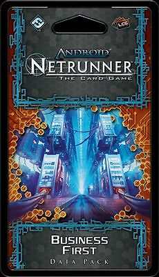 Business First Data Pack (Android Netrunner LCG)