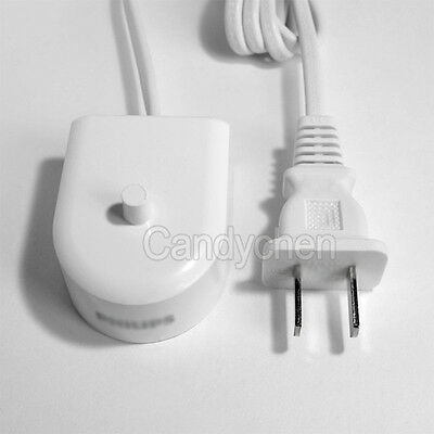 Toothbrush Travel Charger Sonicare Flexcare HealthyWhite For Philips HX6100