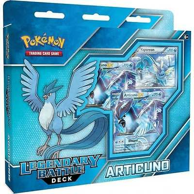 POKEMON LEGENDARY BATTLE DECK * Articuno EX