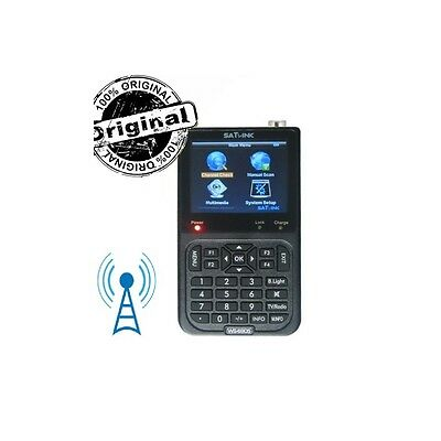 Pointeur Terrestre Satlink Ws-6905 Digital Dvb-T Finder