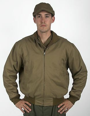 Tanker Jacket, Fleece-Lined, Size L