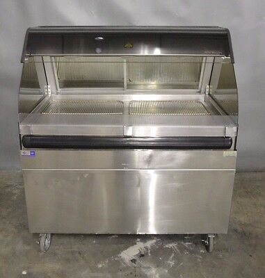 Used Alto-Shaam ED2-48/P Food Warmer Display, Excellent Free Shipping!!!
