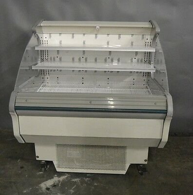 Used Hill Phoenix O3UMA4 Open Merchandiser, Excellent, Free Shipping!!