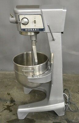 Used Hobart D-300 30Qt Commercial Mixer, Excellent, Free Shipping!!!