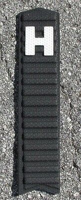 "NEW Hammer Skimboard Arch Bar 13"" - Black - Made in the USA - Traction"