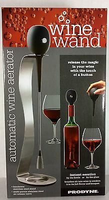 Prodyne Wine Wand Automatic Wine Aerator for Bottle or Glass