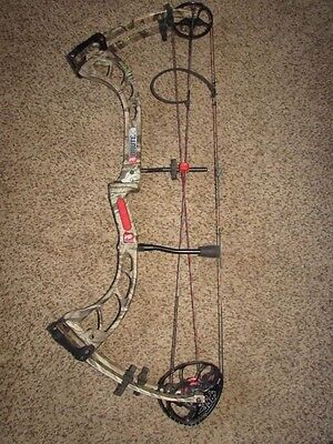 """PSE BRUTE X BOW 25-30"""" 70lb right hand"""