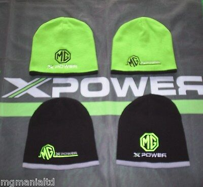 MGZR MG ZR MG Xpower Beanie Skull Hat Choice of Colours & Designs Brand New