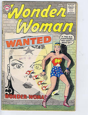 Wonder Woman #108 DC Pub 1959 Classic Cover