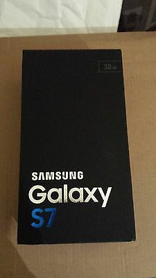 Samsung Galaxy S7 SM-G930F 32GB Pink Gold Factory Unlocked Smartphone UK NEW