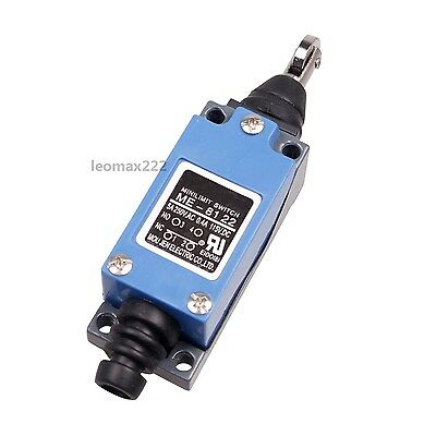 Cross Roller Plunger Enclosed Actuator Limit Switch ME-8122