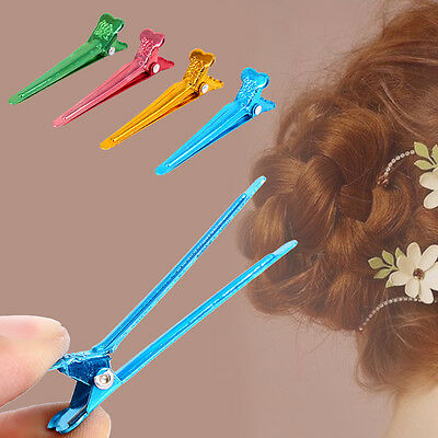 50 PCS Fashion Colorful Hair Clip Hair Accessories Hairdressing Section Clips