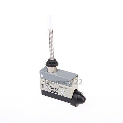 TZ-7166 Coil Spring Actuator Momentary Micro Limit Switch Ui 380V 10A