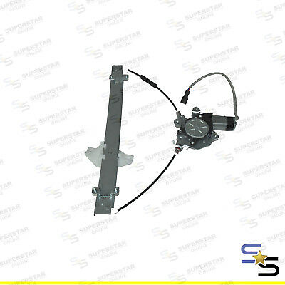 Hyundai Lantra J2 J3 Front Left Electric Window Regulator 95-00