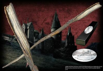 Harry Potter : GRINDELWALD WAND (Character Edition) from The Noble Collection NO