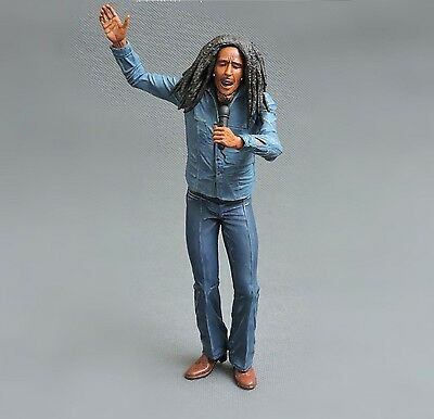 Bob Marley Action Figure Rasta Reggae Music 6 New Pop Force Collectible Gift Toy
