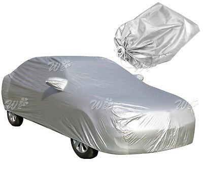 Large Size 2XL Full Car Cover UV Protection Waterproof Outdoor Indoor Breathable