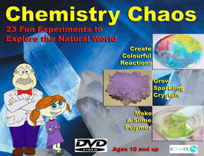 Chemistry Chaos Kit - Educational
