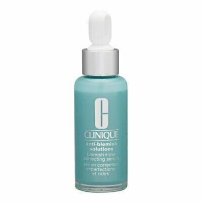 Clinique Anti-Blemish Solutions Blemish+Line Correcting Serum For All Skin 30ml