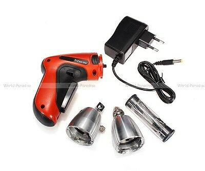 Set electric gun locksmith tool lock pick unlock lockpicking kit de crochetage