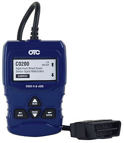 OTC TOOLS OBD II and ABS Scan Tool OTC-3208