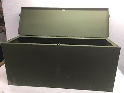 military surplus secure site weapons pistol rack cabinet safe gun oshkosh green accessories storage box 1338980w mrap mk48 lvs 4x4 military steel