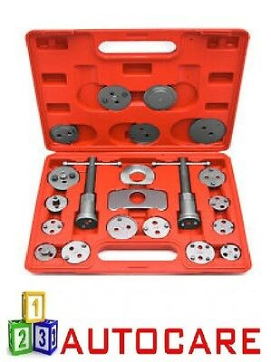 ASC Group - Brake Caliper Piston Rewind Wind Back Tool Kit