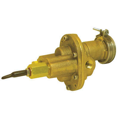 DAYTON Rotary Gear Pump Head, 3/8 In., 1/2 HP, 4KHP9