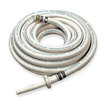 CONTINENTAL Washdown Hose,3/4 In ID x50 Ft, 56902019105066