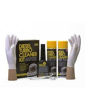 Diesel Engine Turbo Cleaner Cures Limp mode