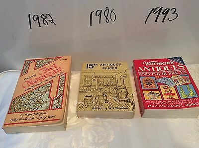 vintage antique price guides