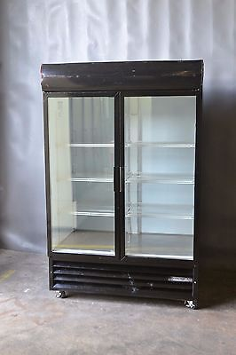 Used Beverage Air MT-49 Commercial Display Cooler Merchandiser, Free Shipping!